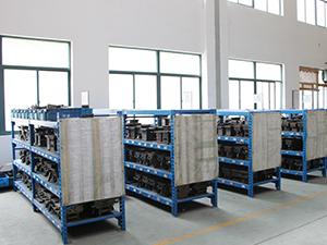 锌合金压铸件工艺流程说明